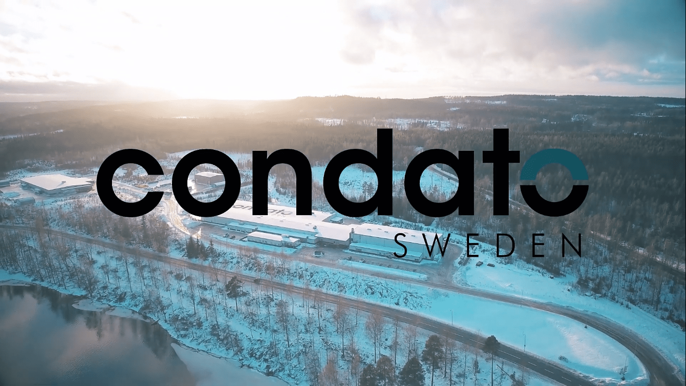 Condato Factory Sweden